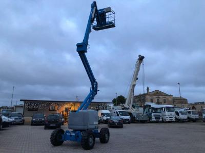 Genie Z45/25 a noleggio presso Barone Commercio & Noleggio