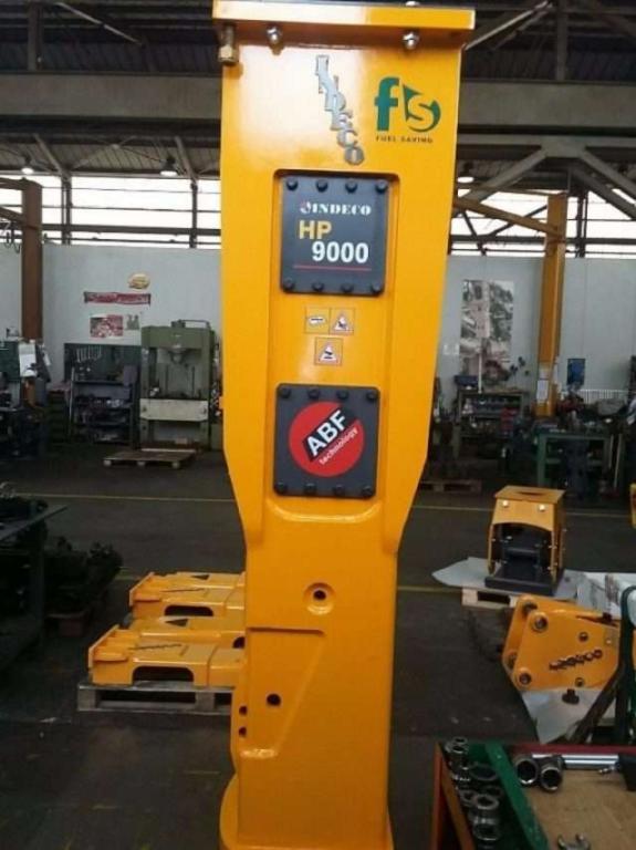 Indeco HP 9000 Foto 1