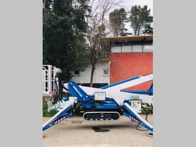 Multitel SMX250 a noleggio presso PALMA S.R.L.