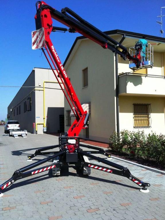 Platform Basket SPIDER 18.90 Foto 1