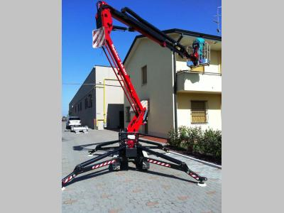Platform Basket SPIDER 18.90 a noleggio presso Giffi Noleggi srl