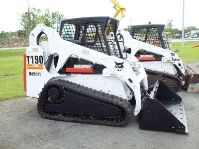 Bobcat T190 a noleggio presso Giffi Noleggi srl