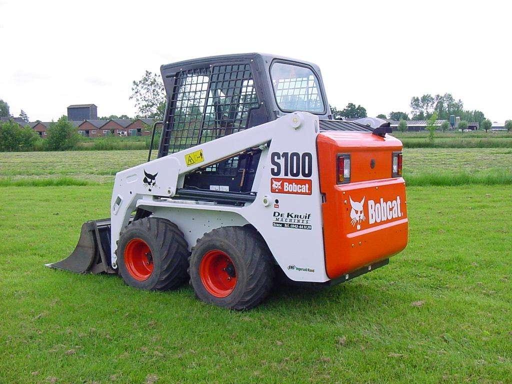 Bobcat S100 Foto 1