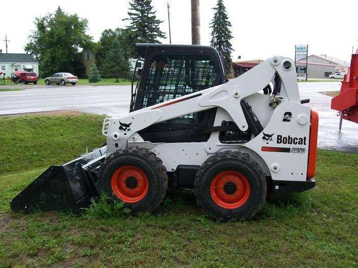 Bobcat S650 Foto 1