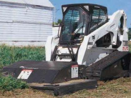 Bobcat T300 Foto 1