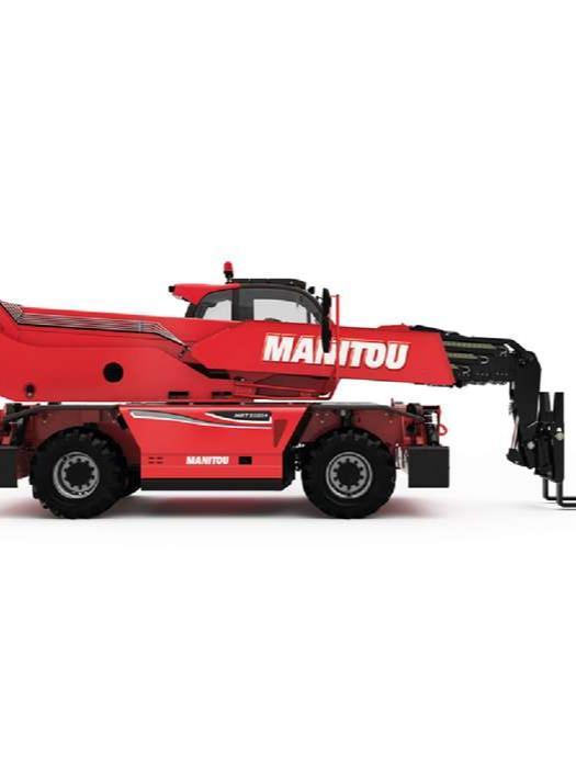 Manitou MRT 3050 Privilege Plus Foto 1