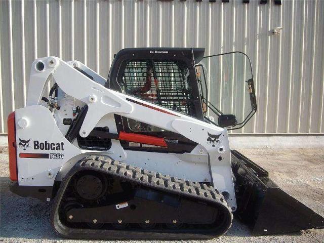 Bobcat T650 Foto 1