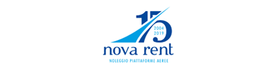 Logo  Nova Rent srl